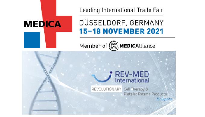 MEDICA 2021 - World forum for medicine (REV-MED)
