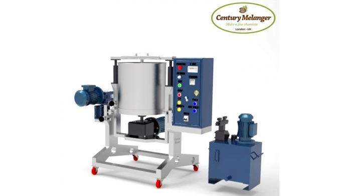 Century Melanger is producing multifarious Chocolate Machine at affordable. Cocoa Grinder is utilize...