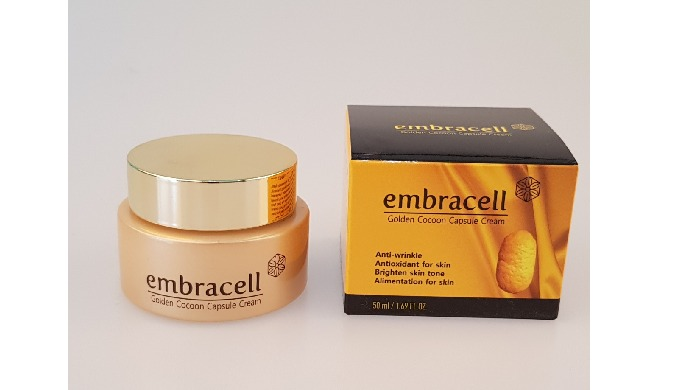 Golden Cocoon Capsule Cream | brightening cream, whitening cream
