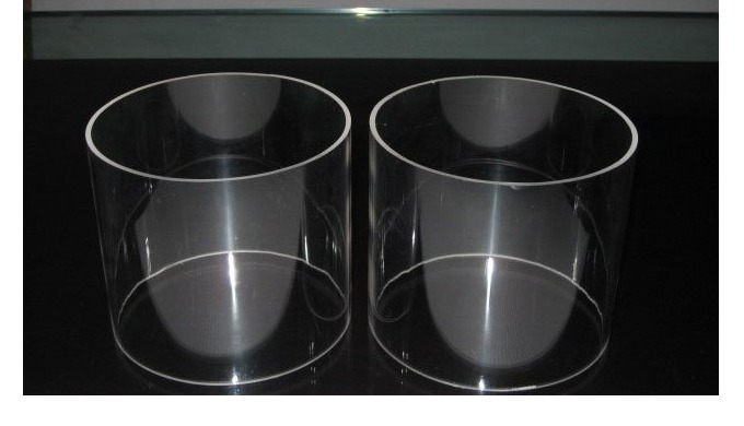 1. Extruded and cast acrylic tube high quality with competitively price 2. 93%-95% transparency and ...