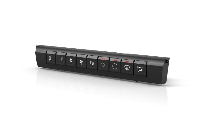 NEW: Series 09 LIN Switch Panel.