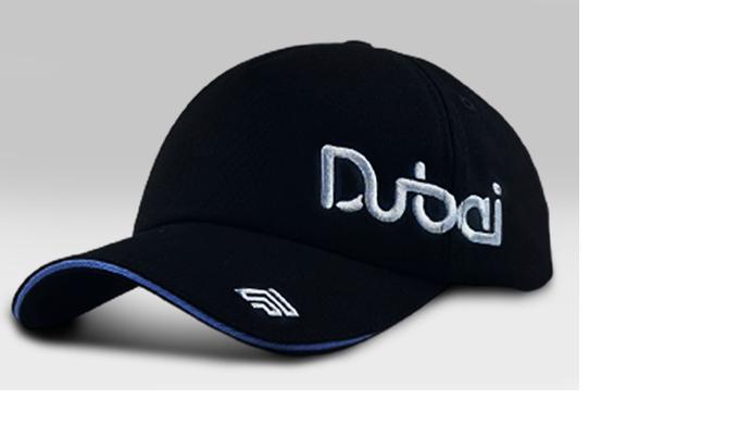 Dubai Black Cap - Large