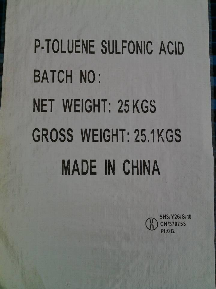 P-Toluenesulfonic Acid /P Sulfonic Acid (PTSA)