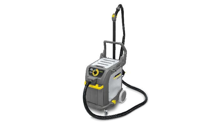 Une propreté hygiénique sans détergent. Les nettoyeurs et aspirateurs vapeur Kärcher nettoient de ma...