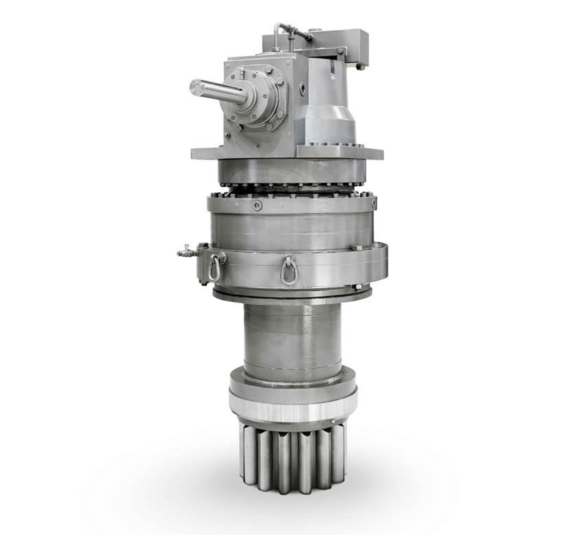 Planetengetriebe / Koaxial / für Drehwerksantriebe