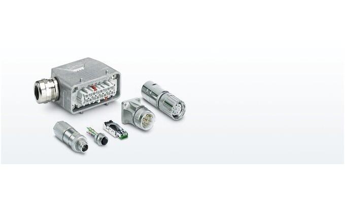 Miniaturní elektrické konektory PTQ se zářezovými kontakty pro elektronický průmysl