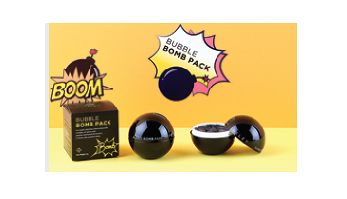 GSLEY BUBBLE BOMB PACKㅣCosmetic Pack