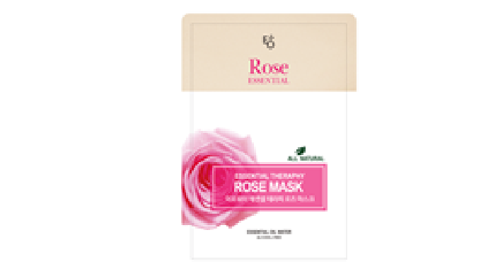 EO WATER Rose Essence Mask Pack