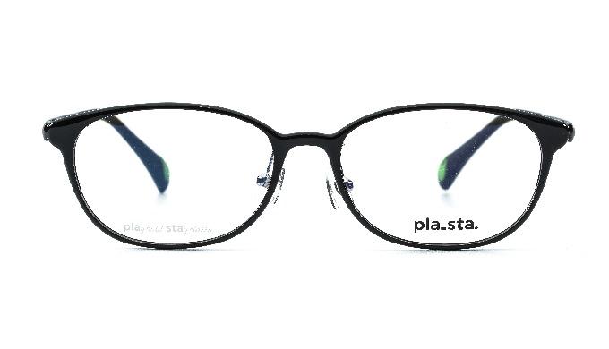 PLASTA / PS-102 Col.1 Zwart / Klassiek / Korea glas