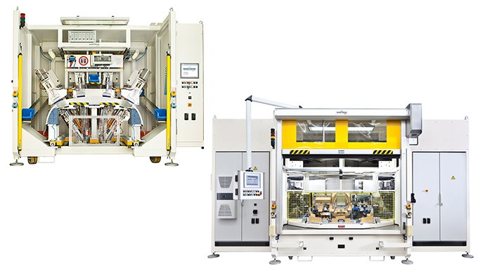 Ultrasonic special machines