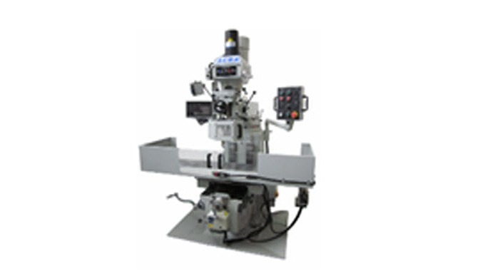 Our ACRA Turret Milling Machines are sturdy, multifaceted, heavy duty first class machines suitable ...