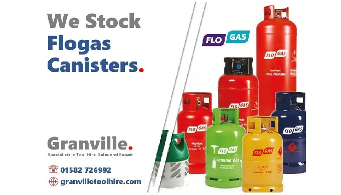 Granville Tool Hire is a registered Flogas bottle retailer and we have a range of gas bottles from 3...