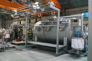 rotary washer machine