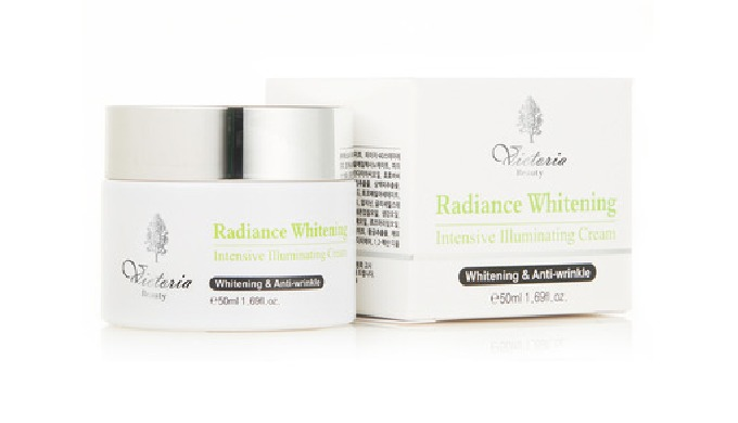 Radiace Whitening Intensive Illuminating Cream