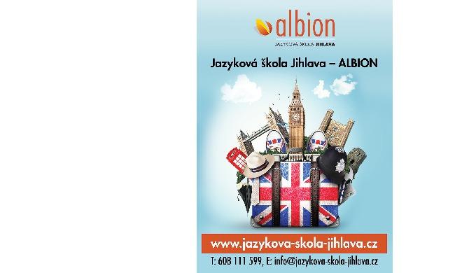 Firma ALBION patří do skupiny firem zabývajících se vzděláváním aktivně již od roku 1992. Vynikáme p...