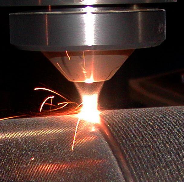 Navařování laserem, laserové navařování