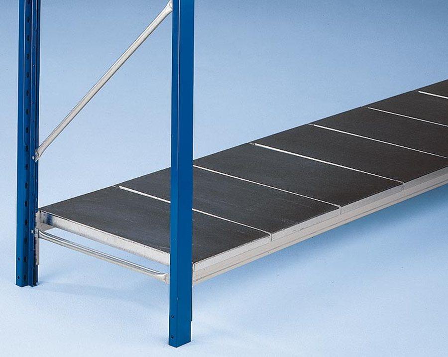 Traversenlänge 2100 mmFachebenen mit glatten, verzinkten Stahlauflagen. Traversenhöhe 55 mm. So best...