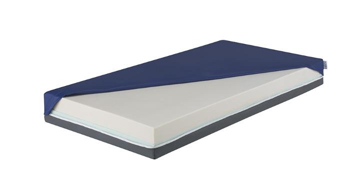 Patienten-Bett-Decke