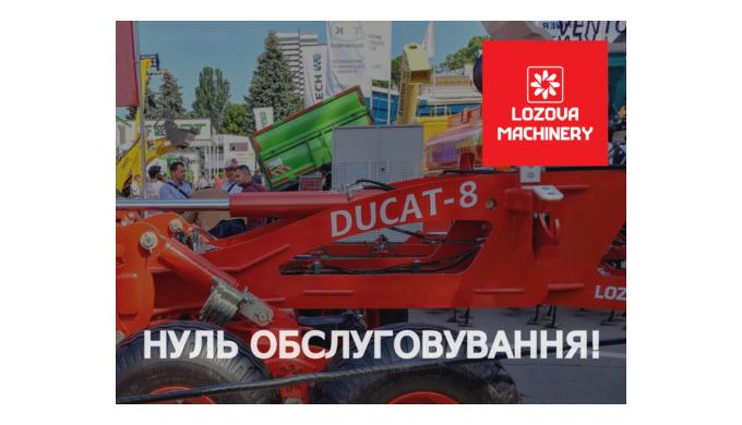 DUCAT-8 – НУЛЬ ОБСЛУГОВУВАННЯ!
