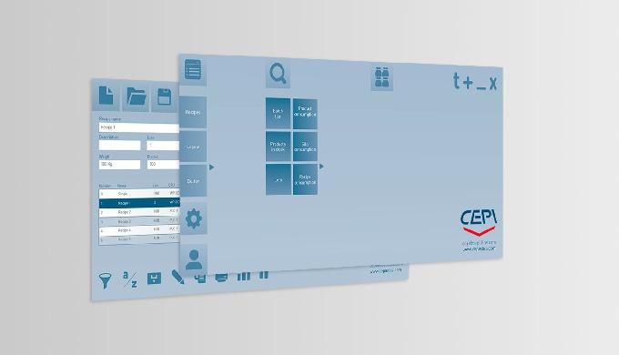 Per la gestione dei dati di processo, il software CEPI Native Tracking System fornisce: Completa tra...