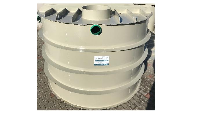 Tato polypropylénová 100% nepropustná nádrž je určená k akumulaci deštové vody.a následnému využití ...