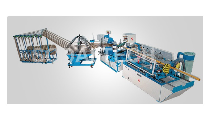 Composite Can Making Machine