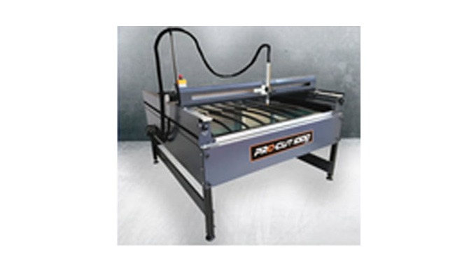 CNC Plasma Cutting Tables