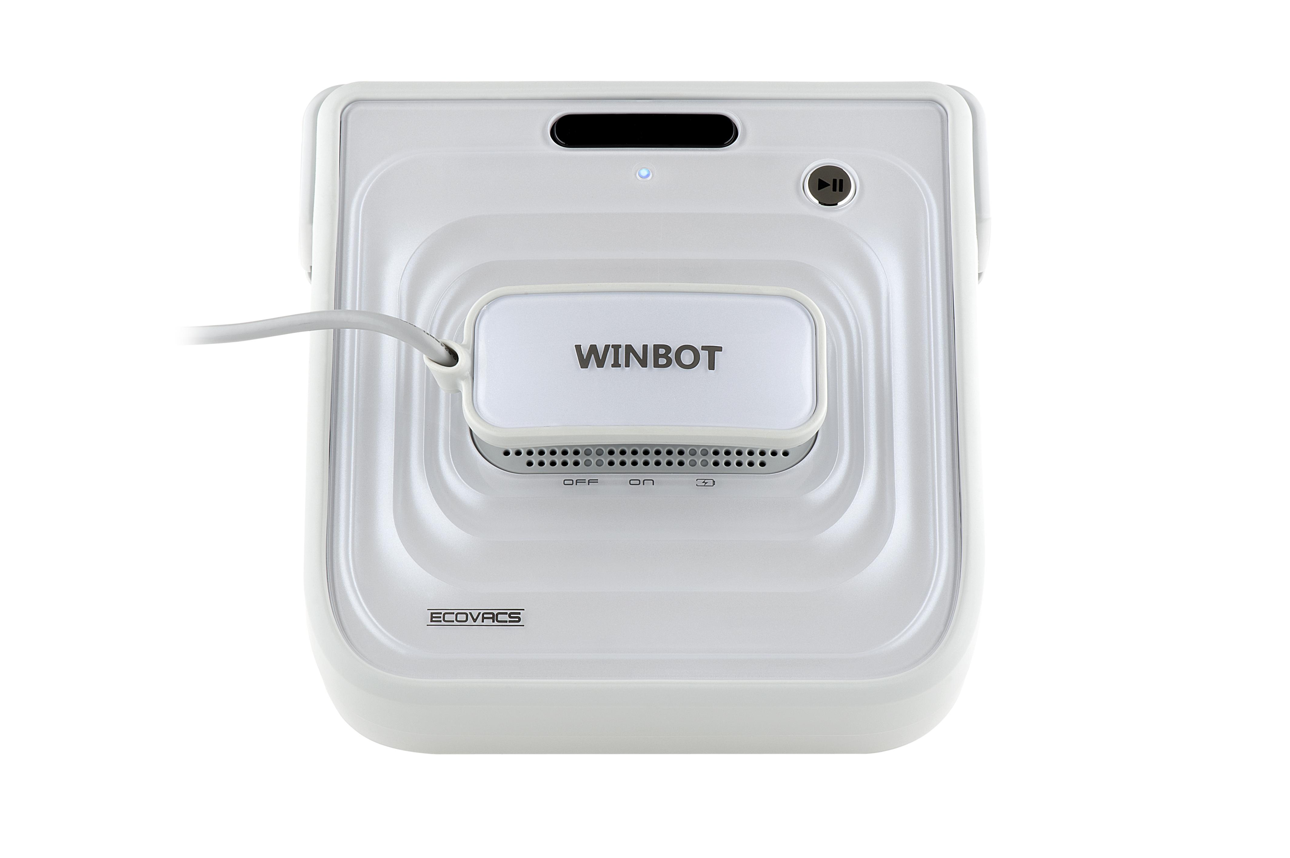 Robotický čistič oken WINBOT vyčistí vaše okna, zatímco vy se můžete věnovat svým oblíbeným činnoste...