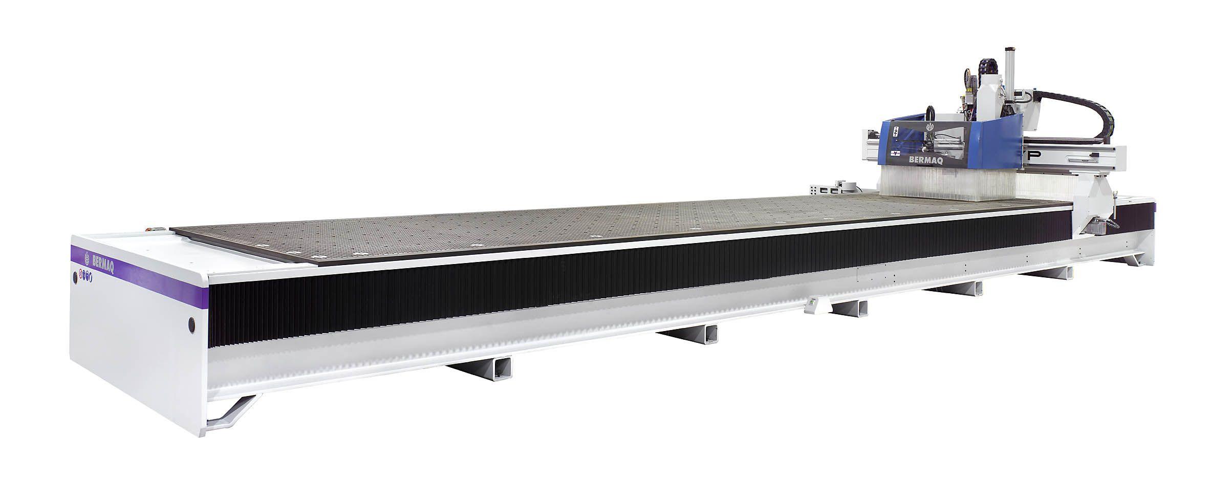 Fresadora de control numérico (CNC), versátil y fiable para el trabajo a alta velocidad de todo tipo...