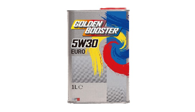 5W30 EURO PAO | low-ash fully synthetic motor oil