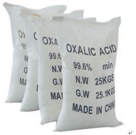 Formula:(COOH)2 2H2O CAS NO.:6153 - 56 - 6 / 144 - 62 - 7 Appearance: White crystal & powder; free f...