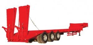 Véhicules conçues pour le transport de charges uniformément réparties – Ils ne peevent être utilisés...