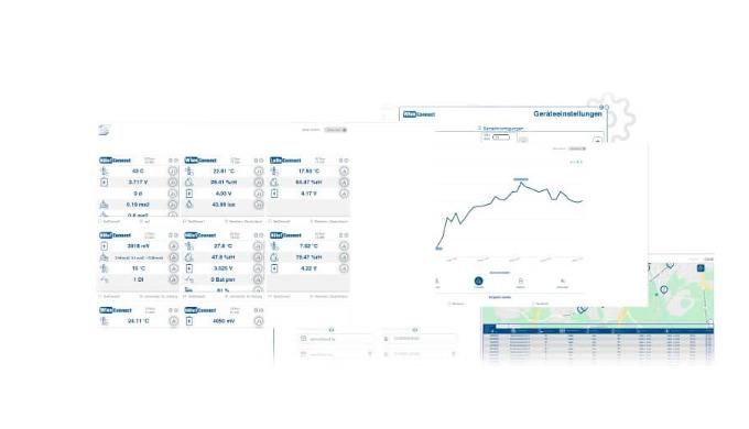 Mit der cloudbasierten Visualisierung- und Verwaltungsplattform schließen wir den Kreis unseres IoT-...