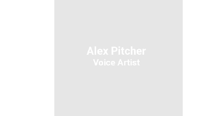 Hi! I'm Alex and I'm a British Male Voice Artist based in West London. I started acting as a young t...
