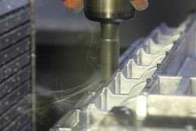 CNC obrábění, frézování oceli, nerezu, hliníku, ocelových, hliníkových dílů