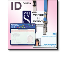 Identity cards and name badges