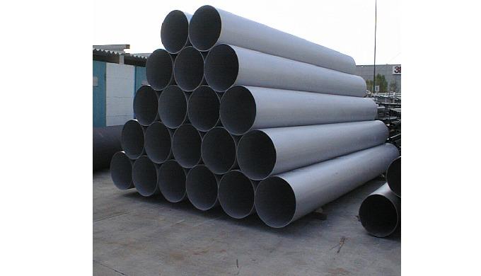 TUBI SALDATI – ricavati da lamiera con diametri da 21.3 a 2500 mm, spessori da 2 a 60 mm e lunghezze...