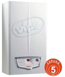 Immergas NIKE Star 24 kW je nástěnný plynový kotel s otevřenou spalovací komorou a bithermickým výmě...