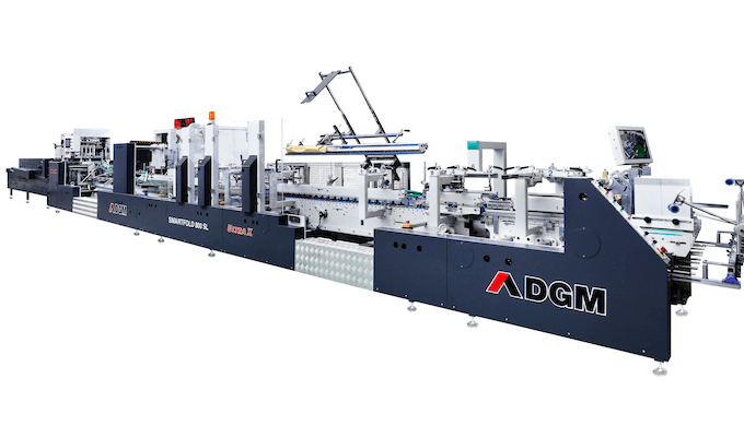 FOLDER GLUERS                 SMARTFOLD Ultra X 800