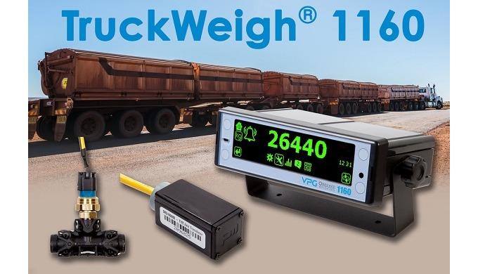 TruckWeigh 1160  : Protection contre la surcharge - Optimisation de la charge pour les trains routiers et les poids lourds multi remorques