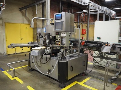 Krones Canmatic labeller