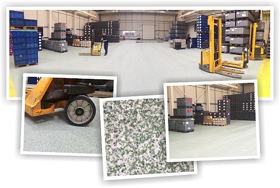 Koncem roku 2014 jsme do našeho portfolia produktů zařadili novou silnovrstvou strojně hlazenou podl...