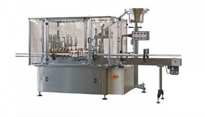 Plnicí linky na sypké, kusové, tekuté a pastovité produkty Společnost Nomatech vybábí plnicí linky n...