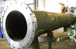 Tlakové potrubní komponenty, pressure piping components