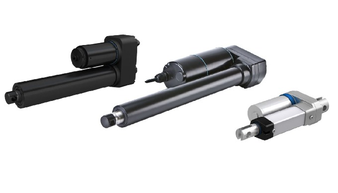 CAHB series linear actuators