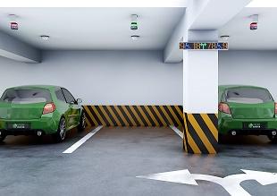GPP PGS2 – Parking Guidance System