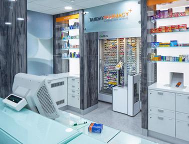 CONSIS Kommissioniersysteme bieten ein maßgeschneidertes und hocheffizientes Automatisierungs-konzep...