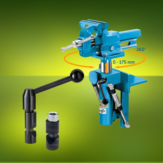 The GN928 is a clamping device to be incorporated into equipment mountings, e.g. machine vice or sim...