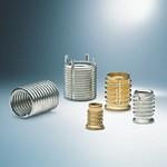 Gewindeeinsätze für den Einsatz in Kunststoffen und Leichtmetallen