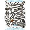 Accastillage et accessoires pour câble et chaîne